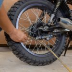 How to Check Your Bike's Tyres Before Venturing Out During Rains?